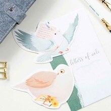 Carte pigeon envoyer un amour, carte porteur   Carte de style, 30 pièces, multi-usage comme carte de Scrapbooking, invitation, carte cadeau, bricolage, carte de message, carte postale