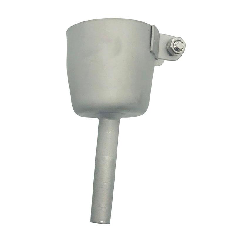 Speed Welding Nozzles 5mm Standard Nozzle  For Vinyl PVC Plastic Hot Heat Air Gun Hot Air Gun Soldering Welding Nozzle Stainless