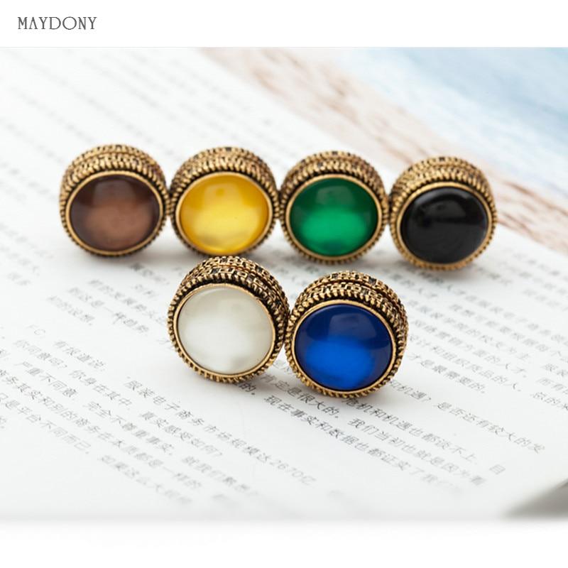 XT55 wholesale fashion headwear scarf magnet brooch hijab clips 12pcs/lot