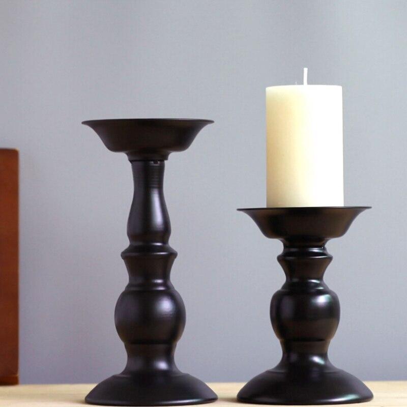 Металлический Подсвечник ваза для цветов бронзовая подсвечник свадебный стол декоративный подсвечник для дома подставка для свечей изысканное украшение