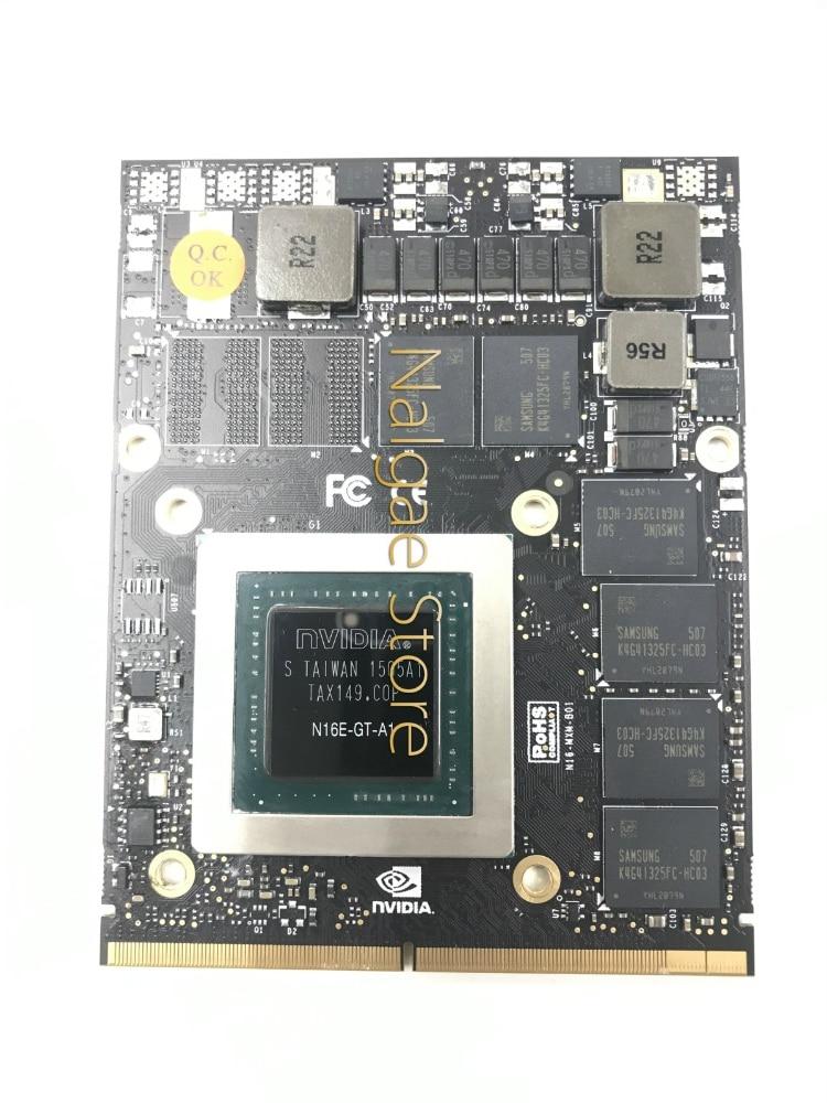 6 GB GTX970M N16E-GT-A1 gráficos tarjeta de vídeo para Clevo P375SM P170EM P150EM P157SM P151SM P150SM
