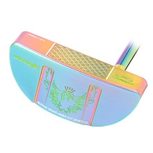 golf  clubs putter  men right handed Semicircular shape Forged  cnc steel Bending shaft face balance  festoon Individualization