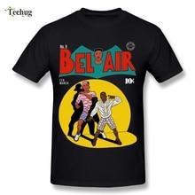 Nouveauté le Prince frais de Bel Air t-shirt classique film drôle graphique Nice Homme t-shirts Camiseta
