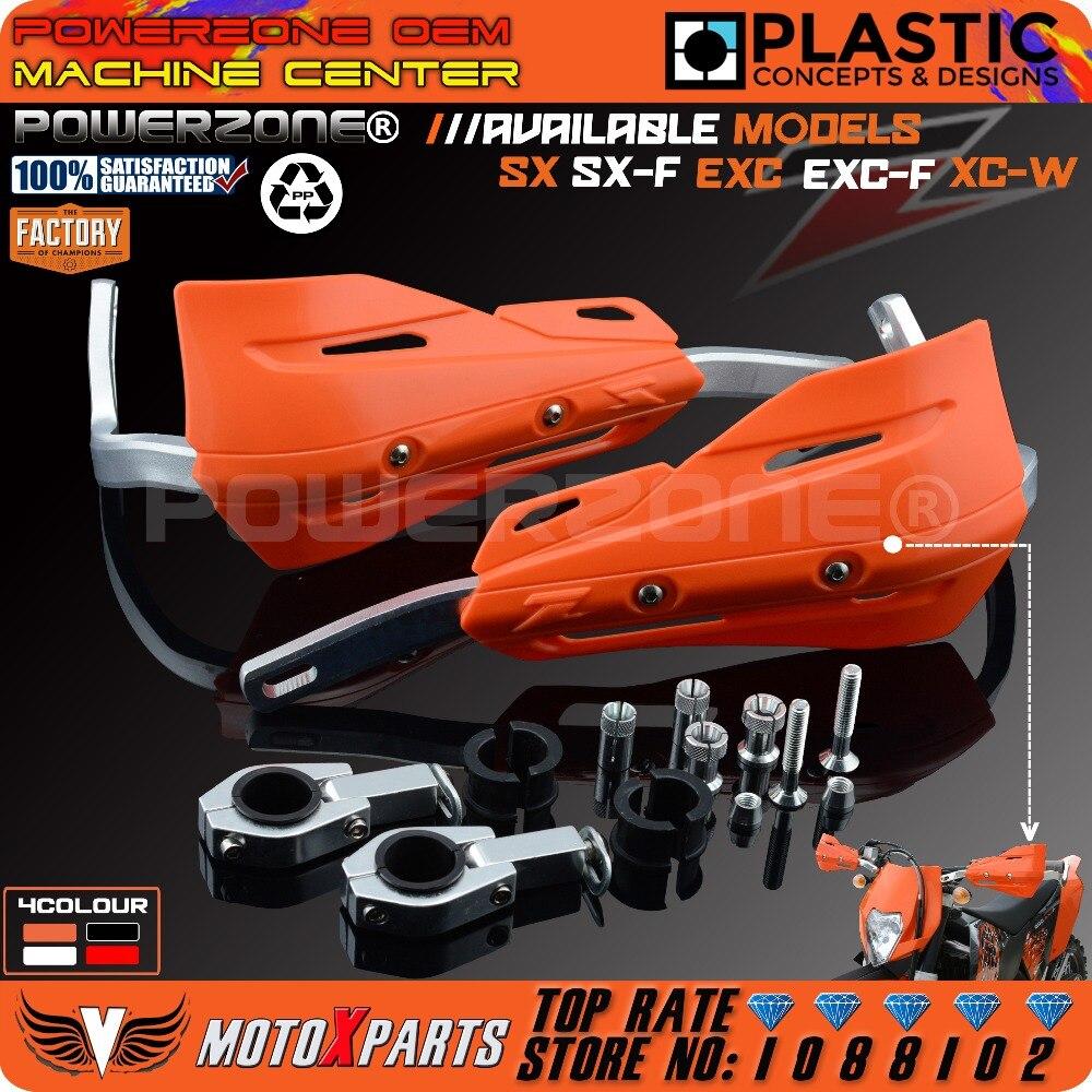 واقي اليد للدراجة النارية والدراجة الترابية ATV مناسب لدراجات KTM SX SXF EXC XCW EXC F Husqvarna 85 125 250 300 350 450 530