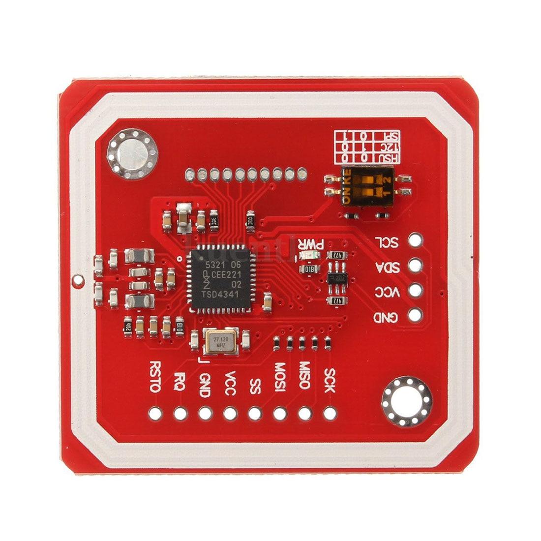 Оптовая PN532 NFC RFID V3 модуль наборы для Arduino Android