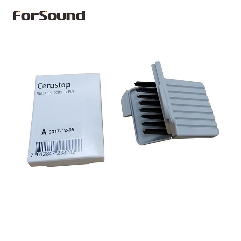 Слуховой аппарат Phonak Unitron, защита воска Cerustop, предохранение от ушной серуны, слуховые аппараты