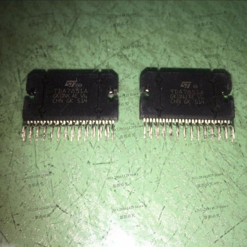 1 Uds TDA7851A TDA7851 ZIP-27 100% nuevo y original