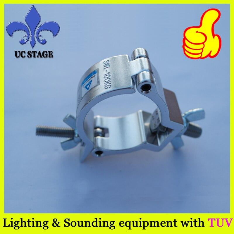 TUV global mini 360 Abrazadera para truss abrazadera anodizada de alta resistencia para tubo de 50mm
