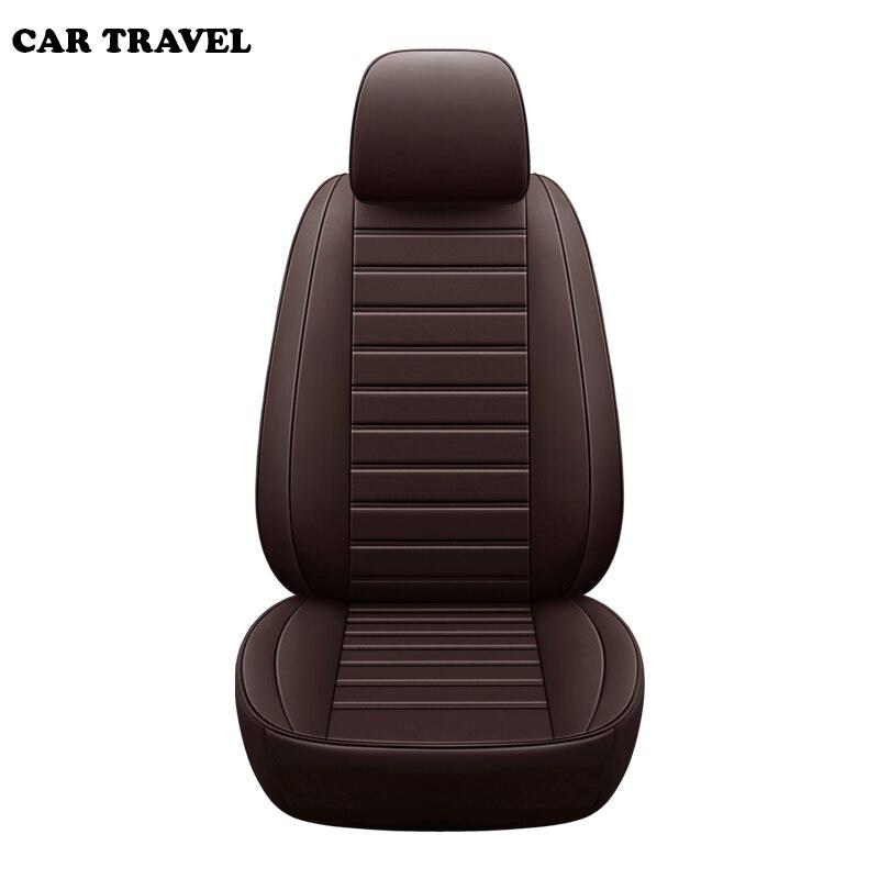 Funda personalizada de cuero para asiento de coche de alta calidad para Porsche Cayenne Macan Panamera Boxster protector para asientos de coche
