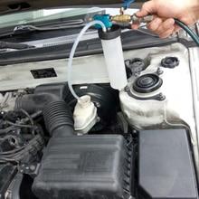 Pompe de remplacement dhuile   Changement de liquide de frein automatique, outils de remplacement dhuile, pompe de saigneur dhuile, échange vide, vidage Kit doutils
