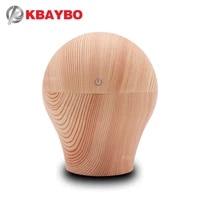 KBAYBO     diffuseur dhuile essentielle electrique avec port USB de 250ml  diffuseur darome  lampe en bois  humidificateur dair  machine de brume daromatherapie pour la maison