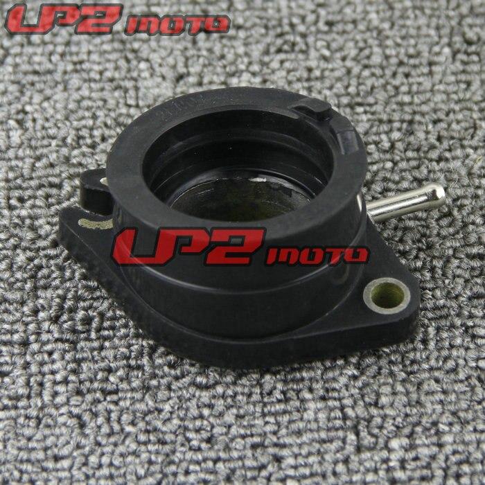 Para YAMAHA XT225 ST225 manguito de unión entre carburador y tubo de admisión carburador múltiple adaptador