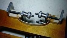 1pcs Violin Making Tools Violin Rib Clamp Hold Metal Adjustable Luthier Tools
