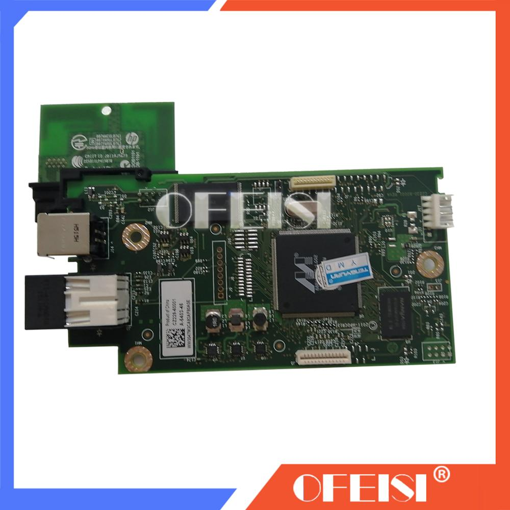 Original CZ229-60001 Assy Placa PCA Formatador Placa lógica MainBoard mother board para impressora HP M201 M201n M201dn M201dw
