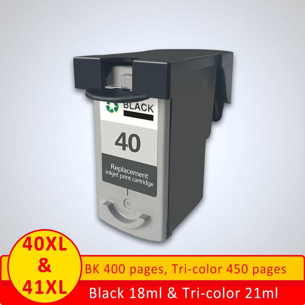 XiangYu PG-40 CL-41 cartucho de tinta para Canon PG40 CL41 Pixma MX300 MX310 iP1800 iP2500 iP1600 iP1200 tinta de impresora