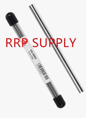 5 pcs HRC65 Diâmetro 3mm barra redonda, comprimento 100mm, material de aço de Tungstênio HRC65 NT200