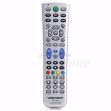 Controlador de mando a distancia inteligente Universal con función de aprendizaje para TV, DVD, SAT CBL, triangulación de envíos