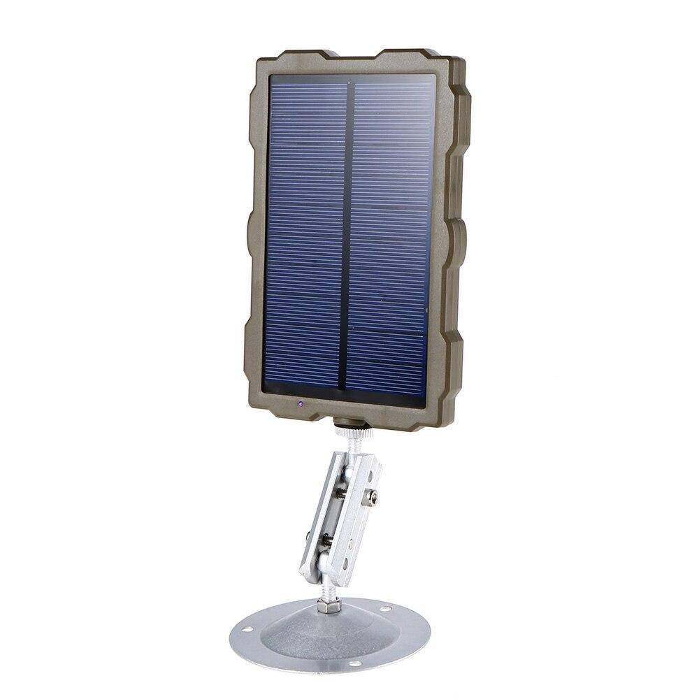 Наружные фото-ловушки, Охотничья камера, батарея, солнечная панель, зарядное устройство, внешняя панель питания для H801 H885 H9 H3 H501 диких камер
