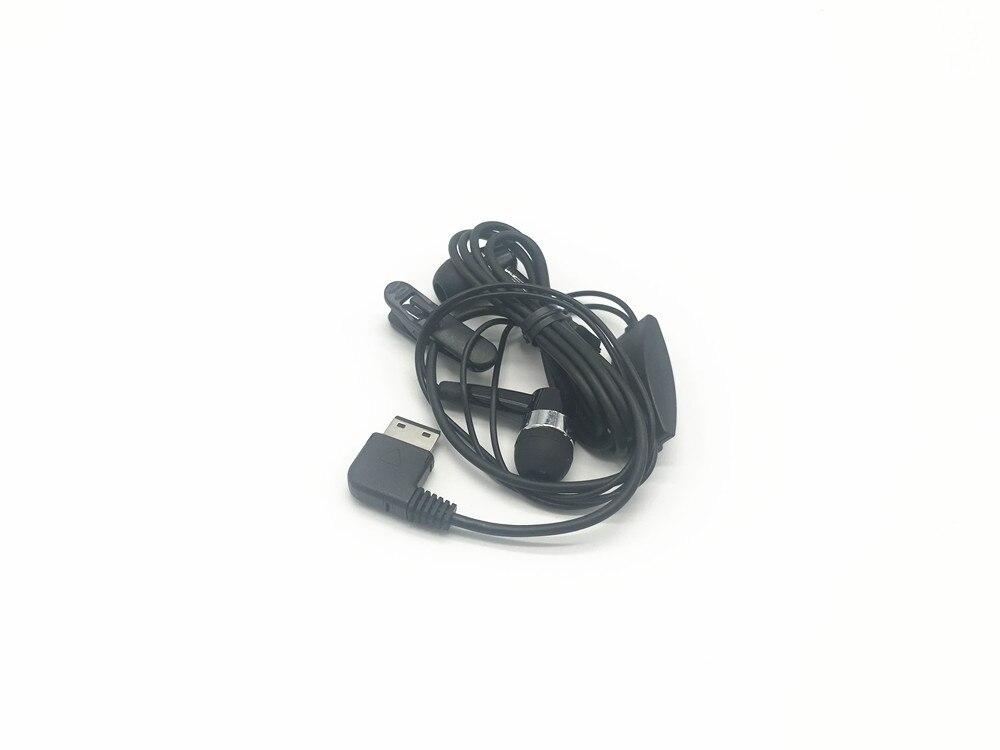 Tomada De Fones de ouvido fone de Ouvido estéreo + mic para SAMSUNG S3830U S5200 S5233 S5230 S5603 S7120U S7330 S7520 J208 J218 J400 J408 J618