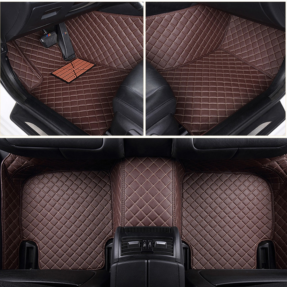 Coche esteras para piso especial para Mercedes Benz W176 una clase A160 A180 A200 A220 A250 A260 alfombras de estilo de coche alfombra liners