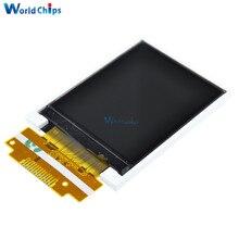 1.8 Polegada 128*160 série spi tft módulo lcd a cores 128x160 display st7735 com interface spi 5 portas io para arduino diy kit