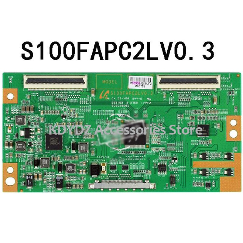 Frete grátis bom teste T-CON placa para la46d550k1r s100fapc2lv0.3 tela ltf460hn01