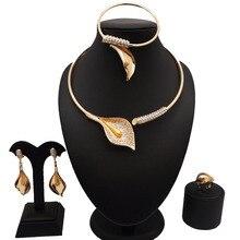 Armbänder für frauen vergoldung schmuck sets edlen schmuck sets MODE frauen bangel ring NEUE design strass armband