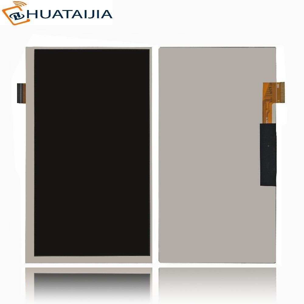 "Nueva matriz de pantalla LCD para tableta inteligente G71 de 7 ""iGET Pantalla lcd interna reemplazo del módulo del panel"
