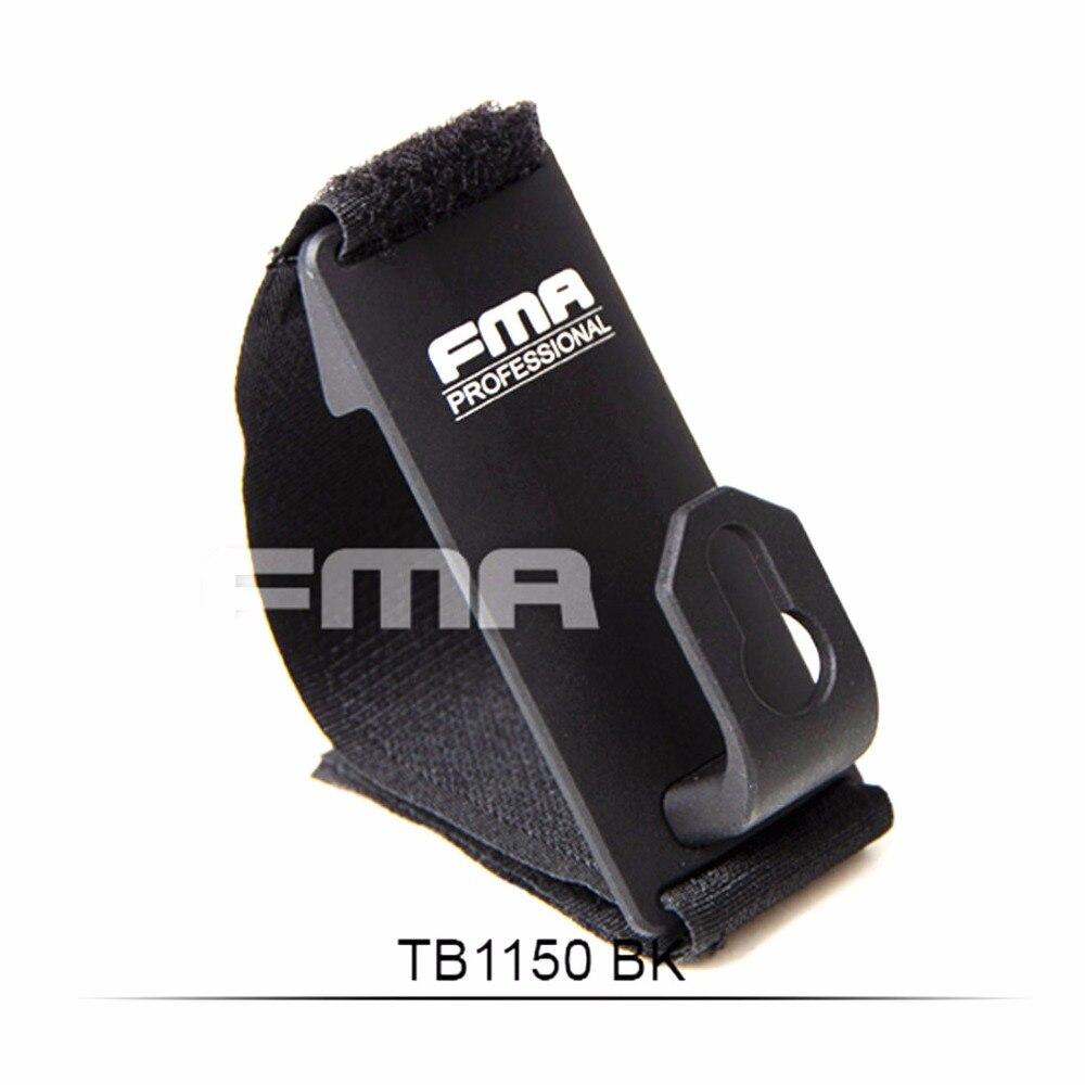 Высокое качество CNC страйкбол алюминиевый плечевой ремень крепление ремень фиксированный якорь крюк зажим Молл Грудь Rig