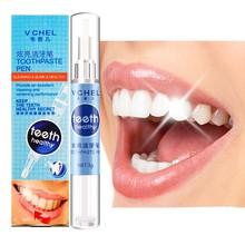 Stylo de blanchiment des dents Gel de peroxyde blanc nettoyage des dents Kit dentaire de blanchiment détachant hygiène buccale