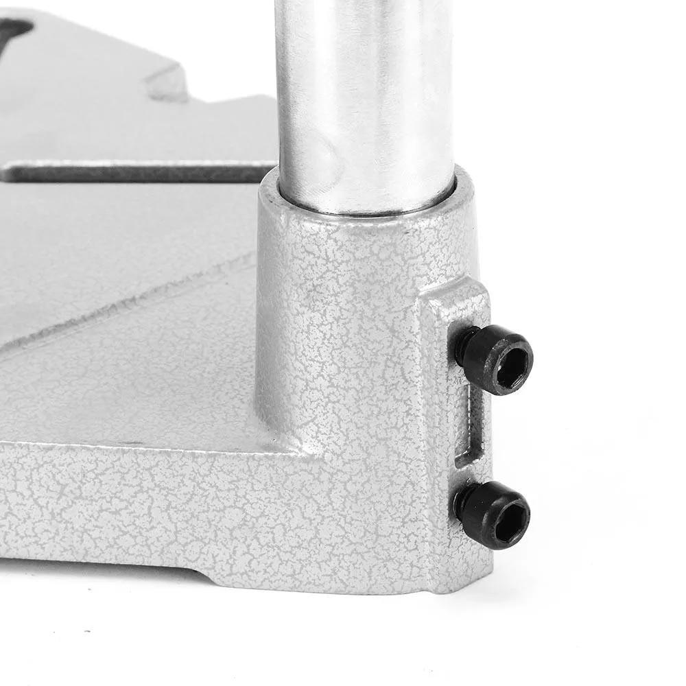 Elektromos fúrótartó 400 mm-es fúrótartó, darálótartó, - Elektromos szerszám kiegészítők - Fénykép 6