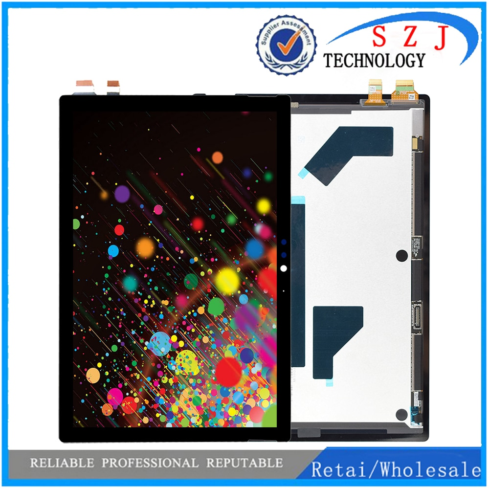 12.3 for Microsoft Surface Pro 5 1796 LP123WQ1(SP)(A2) LCD Screen Touch Digitizer Display Assembly for Surface Pro 2017