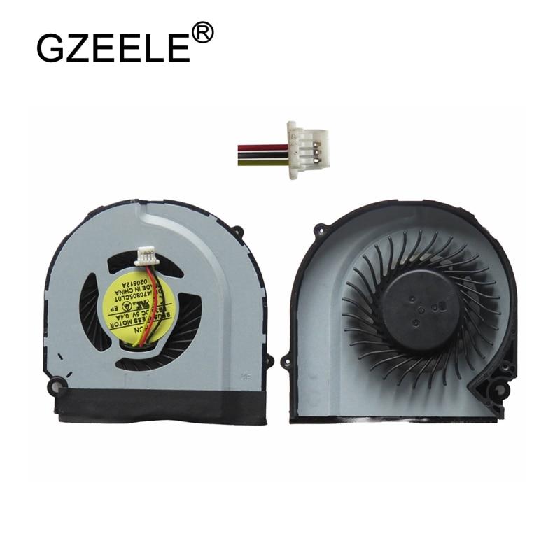 GZEELE new Laptop cpu cooling fan for HP Pavilion dm4 dm4-3000 DM4-3024TX DM4-3025TX DM4-3052NR DM4-3055DX dm4-3055dx