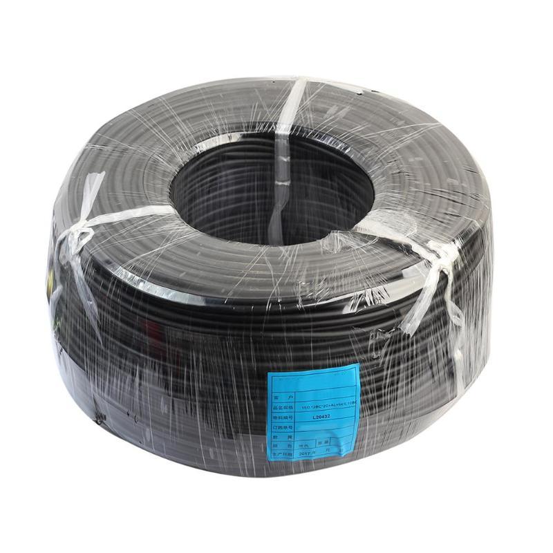 3M-30M Doble escudo 2 núcleo Cable de micrófono de cobre libre de oxígeno DIY XLR Cable de Audio PARA Karaoke sala de reuniones ingeniero cables
