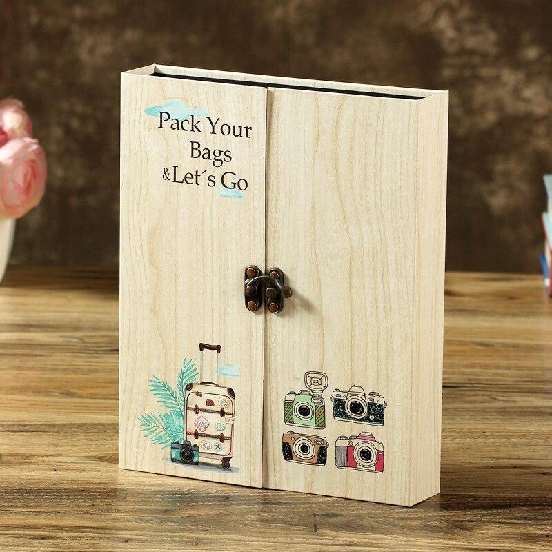High Quality Creative DIY Album Love Series DIY AlbumDiy Handmade Photo Albums for Lover Baby Wedding Stickers Scrapbooking foto