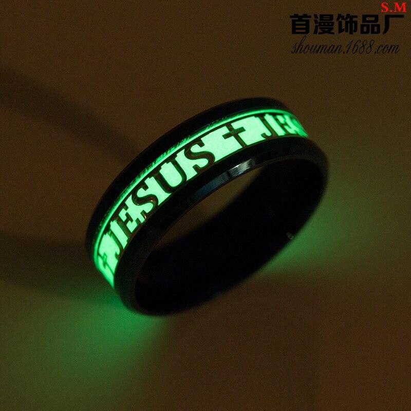 Vnox-anillo de fibra de carbono personalizable para Hombre, Arillo de La Vida,...