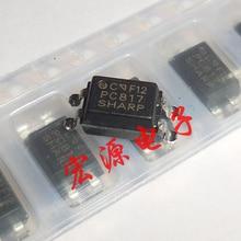 Send free 5PCS PC817C 817C SMD [SOP-4] Optocoupler Isolator Photocoupler