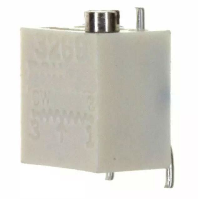 100% Original 3269P 202 502 103 203 503 204 105 205 SMD Square Trimpot Trimming Potentiometer Connector For Bourns x 100PCS
