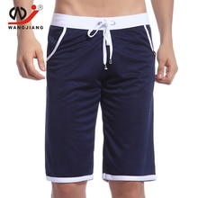 WJ shorts men bermuda runnin shorts homme joggers clothing mens tracksuit bottoms Polyester gay man short