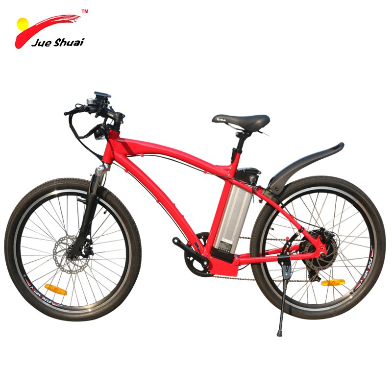"Jueshuai 48 v 500 w 전기 자전거 s900 lcd 디스플레이 mountian ebike 26 ""* 1.25 mtb 자전거 48 v 12ah 500 w 전자 자전거 bicicleta electrica"