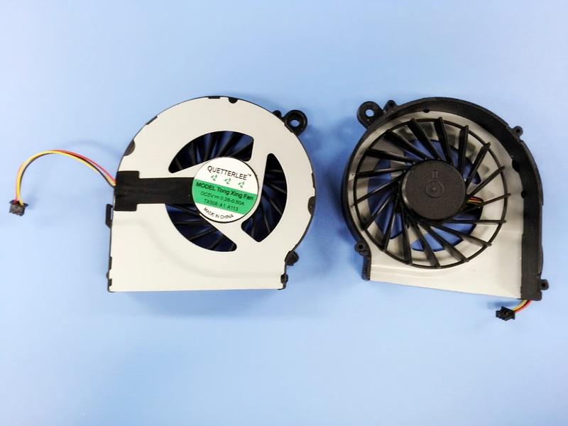 New CPU Cooler OEM Fan Metal For HP Compaq CQ42 G42 CQ56 G56 CQ62 G62 CQ45 1000 g7-1246sf 1250er 1316dx 1250sf  1310us 3 Wires