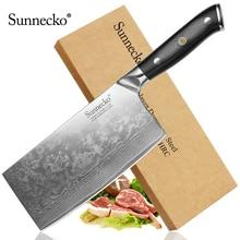 Sunnecko couteau de cuisine de 7