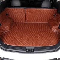HLFNTF Custom רכב מחצלת תא מטען K1 K2 K3 K4 K5 קאיה ריו Cerato Sportage אופטימה Maximacar רכב סטיילינג רכב accessorie