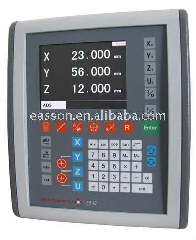 המחיר הטוב ביותר Easson DRO צג דיגיטלי 3 צירים LCD עם קנה מידה ליניארי ES-12 מקודד ליניארי GS10