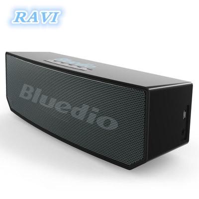 Mini Bluedio BS-6 Subwoofer Bluetooth altavoz coche Subwoofer portátil inalámbrico Bluetooth realista 3D estéreo Sonido Envolvente