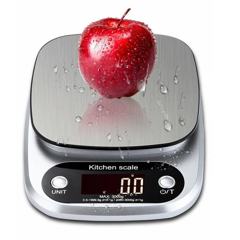 Электронные цифровые кухонные весы, кухонные весы, гаджеты, электронные весы, граммы, кухонные инструменты, гаджеты