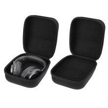 Universal-Fest EVA Fall Kopfhörer kopfhörer Lagerung Tasche tasche Reise Box für Sennheiser HD598 HD600 HD650 Kopfhörer Kabel