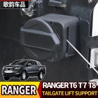 for ranger 2012 2019 t6 t7 t8 tailgate lift support easy rear gate slow up and slow down strut stainless steel gas accessories