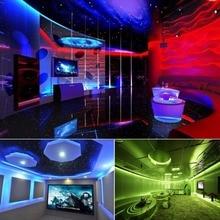 5 M RGB LED bande lumière 12 V 2835 5050 5630 chaud blanc froid RGB 300 LED SMD ruban pour plafond comptoir armoire lumière Non-étanche