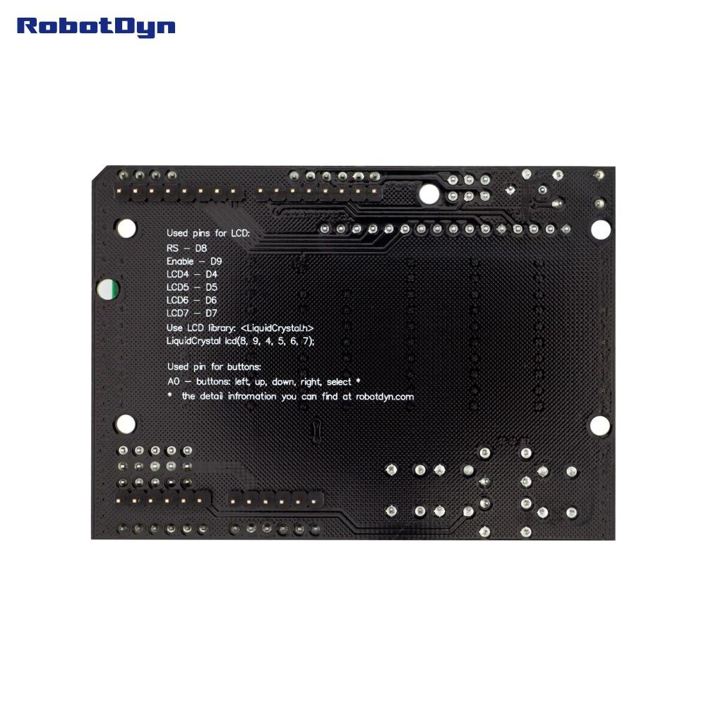 Protector de teclado LCD, pantalla 1602, para Arduino, pantalla verde